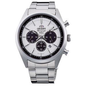オリエント ORIENT 腕時計 ネオセブンティーズ ソーラーパンダ WV0041TX メタルベルト メンズ|ippin