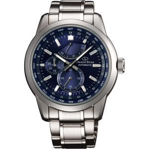 オリエント ORIENT 腕時計 オリエントスター ワールドタイム 機械式 WZ0021JC メタルベルト メンズ|ippin