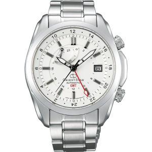 オリエント ORIENT 腕時計 オリエントスター GMT WZ0051DJ メタルベルト メンズ|ippin