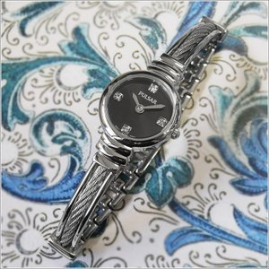 パルサー PULSAR 腕時計 スワロフスキークリスタルコレクション PTA369 メタルベルト レディース|ippin