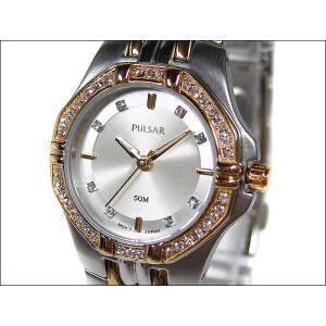 パルサー PULSAR 腕時計 スワロフスキークリスタルコレクション PTC388 メタルベルト レディース|ippin