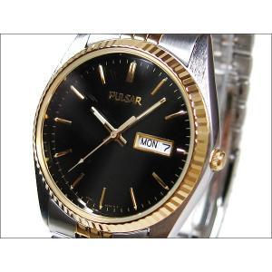 パルサー PULSAR 腕時計 ドレス PXF100 ブラック メタルベルト|ippin
