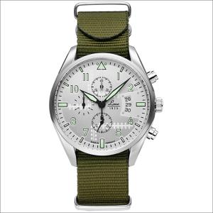 Laco ラコ 腕時計 861918GR CHRONOGRAPH Seattle シアトル クォーツ ナイロンベルト アウトレット|ippin