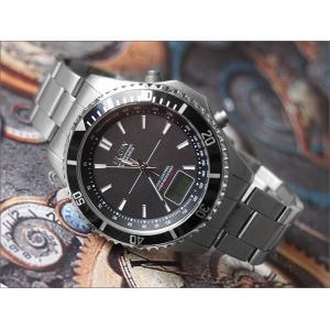 エルジン ELGIN 腕時計 ソーラー電波 FK1396TI-BP チタンベルト|ippin