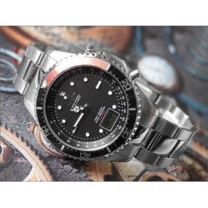 エルジン ELGIN 腕時計 ソーラー電波 FK1400S-BRP メタルベルト|ippin