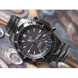エルジン ELGIN 腕時計 ソーラー電波 FK1415B-BP メタルベルト|ippin