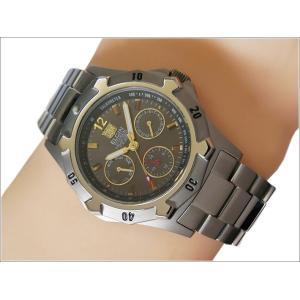 エルジン ELGIN 腕時計 クォーツ ソーラー FK1424TI-B ブラック メタルベルト|ippin
