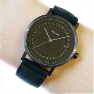 エービーアート a.b.art 腕時計 SERIES O O-202 ブラック文字盤 41mm ブラック ラバーベルト クォーツ ippin