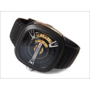 セブンフライデー SEVEN FRIDAY 腕時計 SF-M2/01 機械式自動巻 メンズ レザーベルト ippin