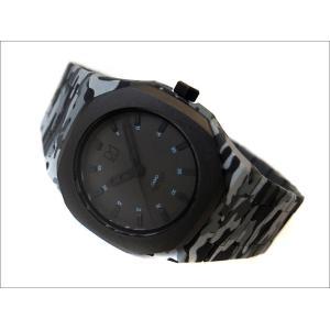 D1ミラノ D1 MILANO 腕時計 カモフラージュ サードモデル CA-02NC マジックカラー ippin