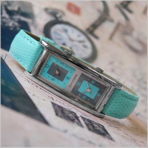 オキシゲン OXYGEN 腕時計 デュアルタイム 20009L-DT-BL レザーベルト アウトレット品|ippin