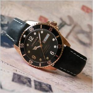 オキシゲン OXYGEN 腕時計 EX-GD-MIN-36-BL (224933) レザーベルト アウトレット品|ippin