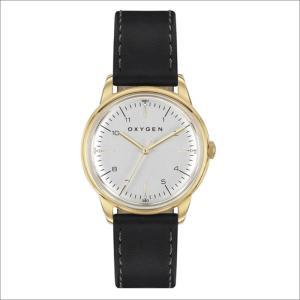 オキシゲン OXYGEN 腕時計 シティレジェンド 36 ANDO L-C-AND-36 (224347) クォーツ 3針 レザーベルト|ippin