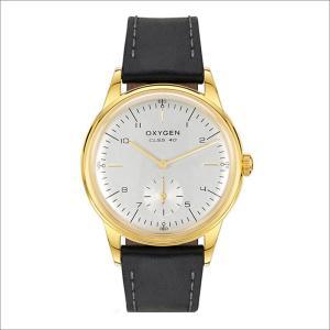 オキシゲン OXYGEN 腕時計 シティレジェンド 40 ANDO L-C-AND-40 (224302) レザーベルト|ippin