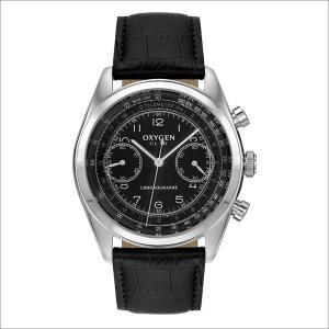 オキシゲン OXYGEN 腕時計 クロノレジェンド 41 AYRTON L-CH-AYR-41 (224320) レザーベルト ippin