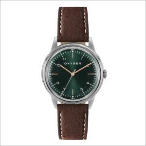 オキシゲン OXYGEN 腕時計 シティレジェンド 36 HELMUT L-C-HEL-36 (224345) クォーツ 3針 レザーベルト ippin