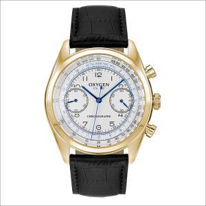 オキシゲン OXYGEN 腕時計 クロノレジェンド 41 RUBENS L-CH-RUB-41 (224321) レザーベルト ippin