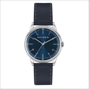 オキシゲン OXYGEN 腕時計 シティレジェンド 36 KARL L-C-KAR-36 (224366) クォーツ 3針 レザーベルト ippin