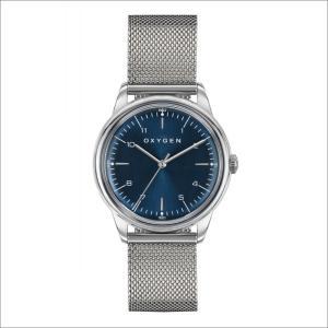 オキシゲン OXYGEN 腕時計 シティレジェンド 36 KARL L-C-KAR-36M (224342) クォーツ 3針 メッシュメタルベルト ippin