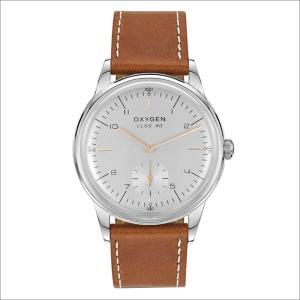 オキシゲン OXYGEN 腕時計 シティレジェンド 40 MARIO L-C-MAR-40 (224301) レザーベルト ippin