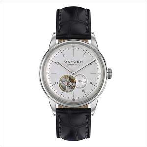 オキシゲン OXYGEN 腕時計 シティレジェンド 40 JOSEPH AUTO L-COA-JOS-40 (224356) 機械式自動巻 レザーベルト|ippin