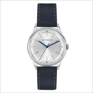 オキシゲン OXYGEN 腕時計 シティレジェンド 36 VLADIMIR L-C-VLA-36 (224340) クォーツ 3針 レザーベルト|ippin