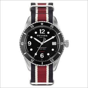 オキシゲン OXYGEN 腕時計 ダイバーレジェンド 42 BENGAL L-D-BEN-42 (224326) テキスタイルベルト|ippin