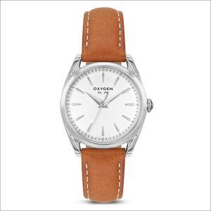 オキシゲン OXYGEN 腕時計 スポーツレジェンド 28 ELEGANCE L-S-ELE-28 (224312) レザーベルト|ippin