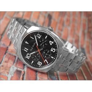 ポールスミス PAUL SMITH 腕時計 P10046 ATOMIC メンズ メタルベルト|ippin