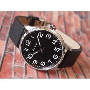 ポールスミス PAUL SMITH 腕時計 P10061 メンズ レザーベルト ippin