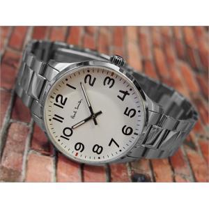 ポールスミス PAUL SMITH 腕時計 P10063 TEMPO メンズ メタルベルト|ippin