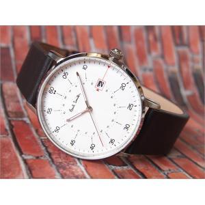 ポールスミス PAUL SMITH 腕時計 P10072 メンズ レザーベルト ippin