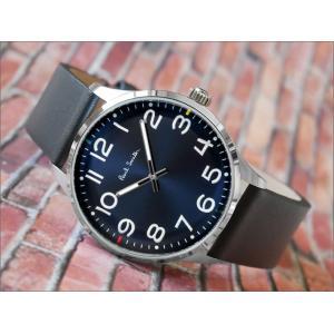 ポールスミス PAUL SMITH 腕時計 P10120 メンズ レザーベルト ippin