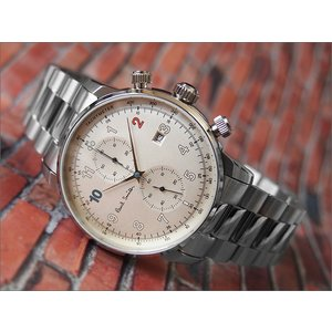 ポールスミス PAUL SMITH 腕時計 P10142 BLOCK メンズ メタルベルト|ippin