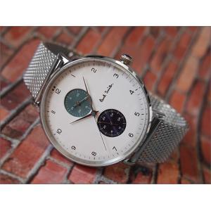ポールスミス PAUL SMITH 腕時計 PS0070007 メンズ メッシュメタルベルト ippin