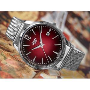 ヘンリーロンドン HENRY LONDON 腕時計 HL39-M-0097 チャンセリー メンズ メッシュメタルベルト|ippin