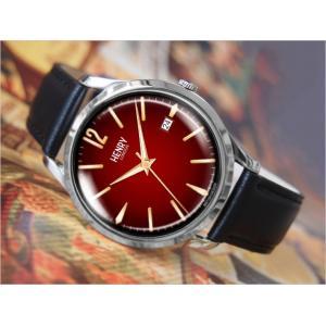 ヘンリーロンドン HENRY LONDON 腕時計 HL39-S-0095 チャンセリー メンズ レザーベルト|ippin