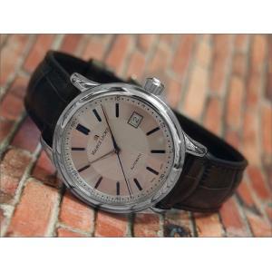 モーリスラクロア MAURICE LACROIX 腕時計 LC6027-SS001-133 レザーベルト ippin