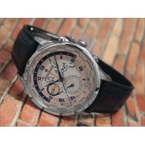 モーリスラクロア MAURICE LACROIX 腕時計 MP6008-SS001-111 レザーベルト ippin