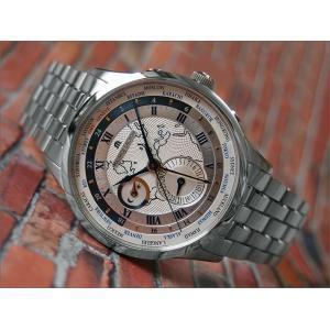 モーリスラクロア MAURICE LACROIX 腕時計 MP6008-SS002-111 メタルベルト ippin