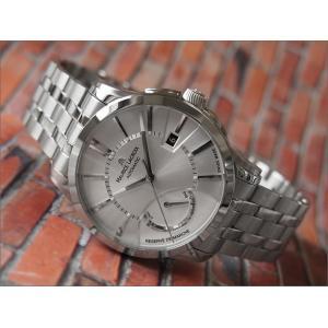 モーリスラクロア MAURICE LACROIX 腕時計 PT6168-SS002-131 メタルベルト ippin