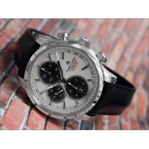 モーリスラクロア MAURICE LACROIX 腕時計 PT6288-SS001-130 レザーベルト ippin