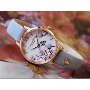 オリビアバートン OLIVIA BURTON 腕時計 OB16ES08 レディース レザーベルト|ippin