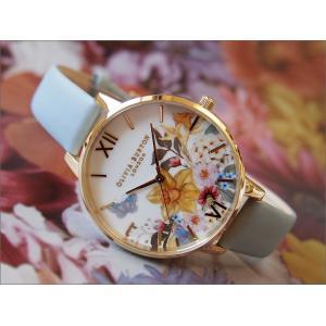 オリビアバートン OLIVIA BURTON 腕時計 OB16FS96 レディース レザーベルト|ippin