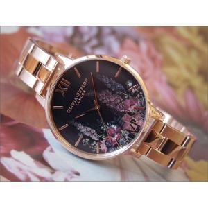 オリビアバートン OLIVIA BURTON 腕時計 OB16WG45 レディース メタルベルト ippin