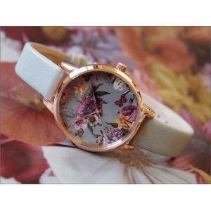 オリビアバートン OLIVIA BURTON 腕時計 OB16EG80 レディース レザーベルト|ippin
