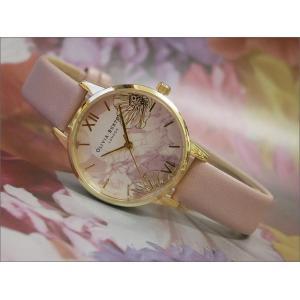 オリビアバートン OLIVIA BURTON 腕時計 OB16VM31 レディース レザーベルト|ippin