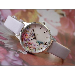 オリビアバートン OLIVIA BURTON 腕時計 OB16PP50 レディース レザーベルト|ippin