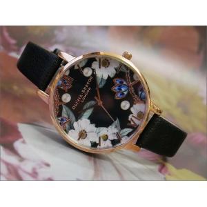 オリビアバートン OLIVIA BURTON 腕時計 OB16BF04 レディース レザーベルト|ippin