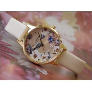 オリビアバートン OLIVIA BURTON 腕時計 OB16BF14 レディース レザーベルト|ippin